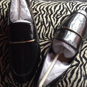 Dolce Vita patent leather loafers STELLA